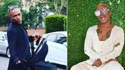 """Somizi Mhlongo shared the news of his sister's passing: """"She was a very private person"""""""