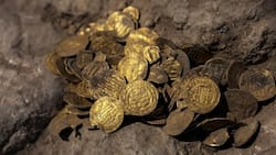 Trove of coins unearthed in Israel, traced back to 9th century