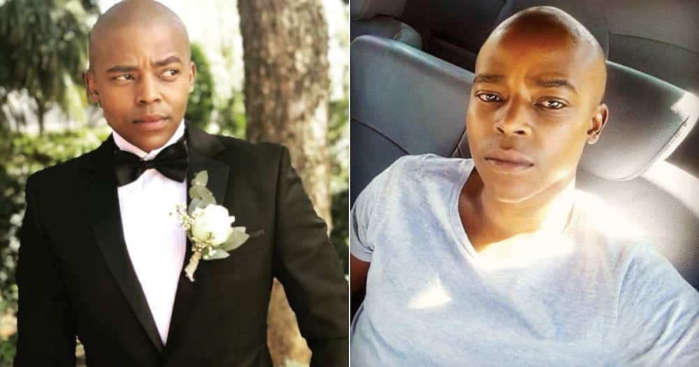 Loyiso MacDonald is moving on and has bagged a new acting gig