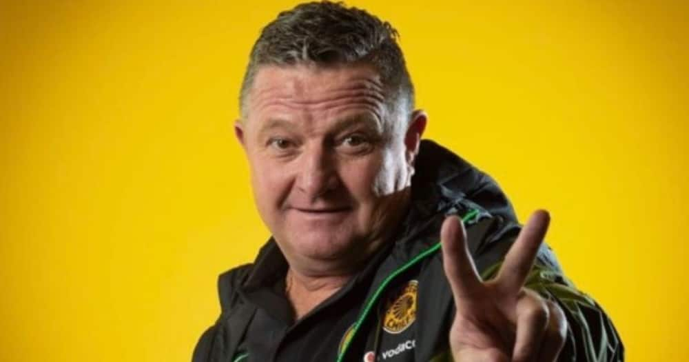 Gavin Hunt's daughter gushes about dad landing Kaizer Chiefs gig