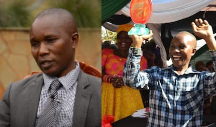 From houseboy to MP: Grass to grace story of Ganze legislator