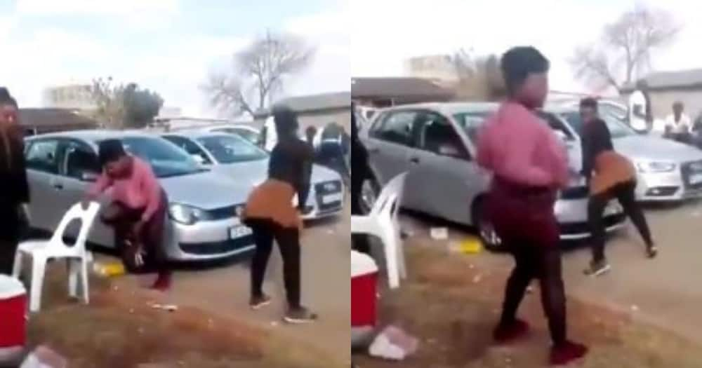 Friday vibes: Video of ladies busting a move wins over Mzansi