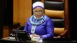 Speaker of Parliament Nosiviwe Mapisa Nqakula hails new position, says she will not betray SA