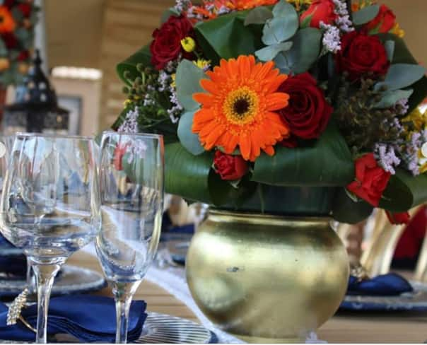 African Wedding Decorations: 30 Best Traditional Wedding Decor Ideas In South Africa