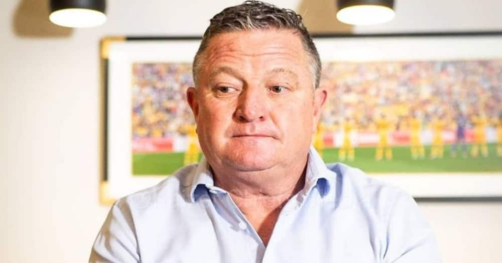 Former Kaizer Chiefs coach Gavin Hunt has landed a new job at Supersport TV. Image: @kcfcofficial/Instagram