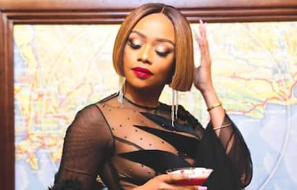 Trendy Bonang Matheba pictures 2018