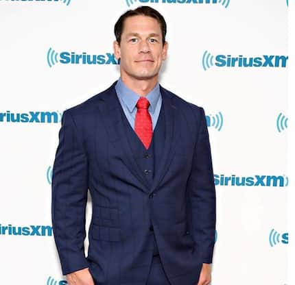 John Cena net worth and wrestling salary 2018 according to Forbes