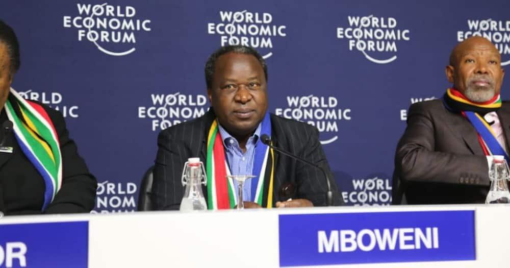 Mboweni upsets locals