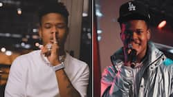 Beaming with pride: Nasty C's 'Jack' music video clocks 400k in just 3 days