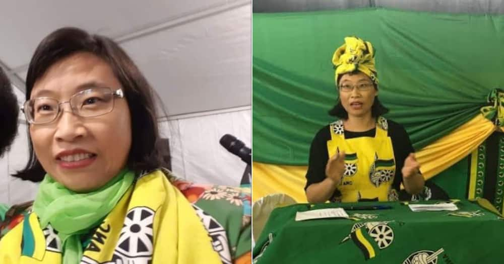 Xiaomei Havard: All about the ANC's new Chinese MP, Mthembu replacement