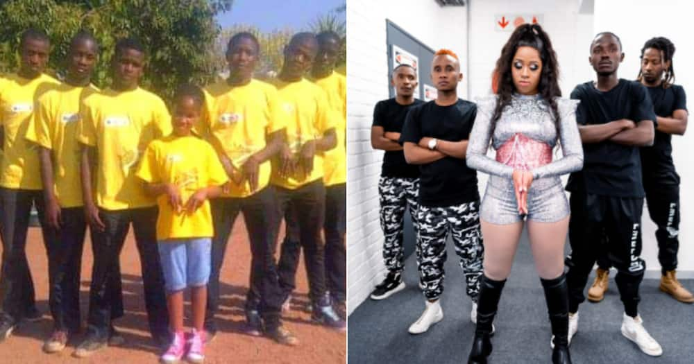 Pabi Cooper, Dancer, Glow Up, Then and Now, Pictures, Inspiring, Twitter reactions