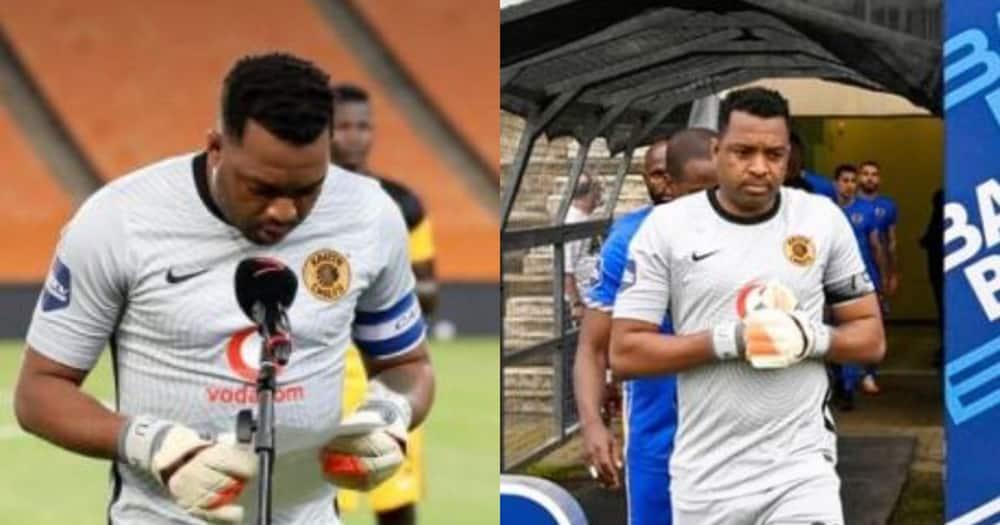 Khune blunder ends in tears, Hunt refuses to blame Chiefs skipper