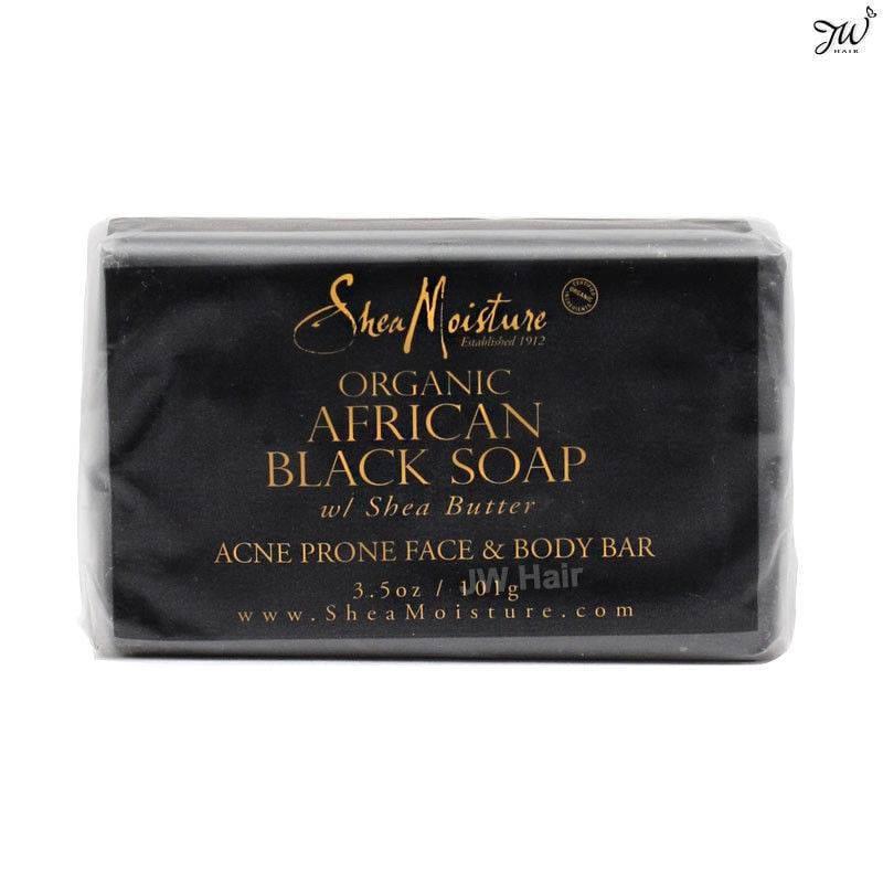 Shea moisture bar