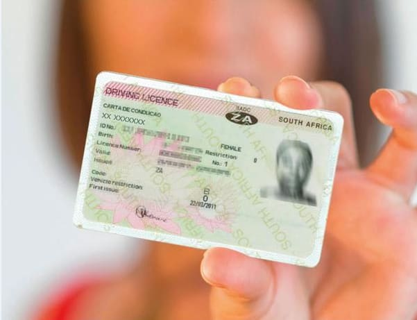 Driver license codes explained