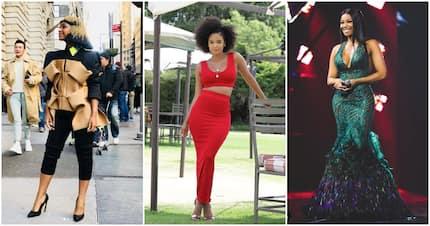 From Nandi Madida to Bonang Matheba: Celeb women fashion icons of 2018