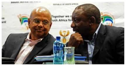 Ramaphosa says SA must protect Gordhan and those who root out corruption