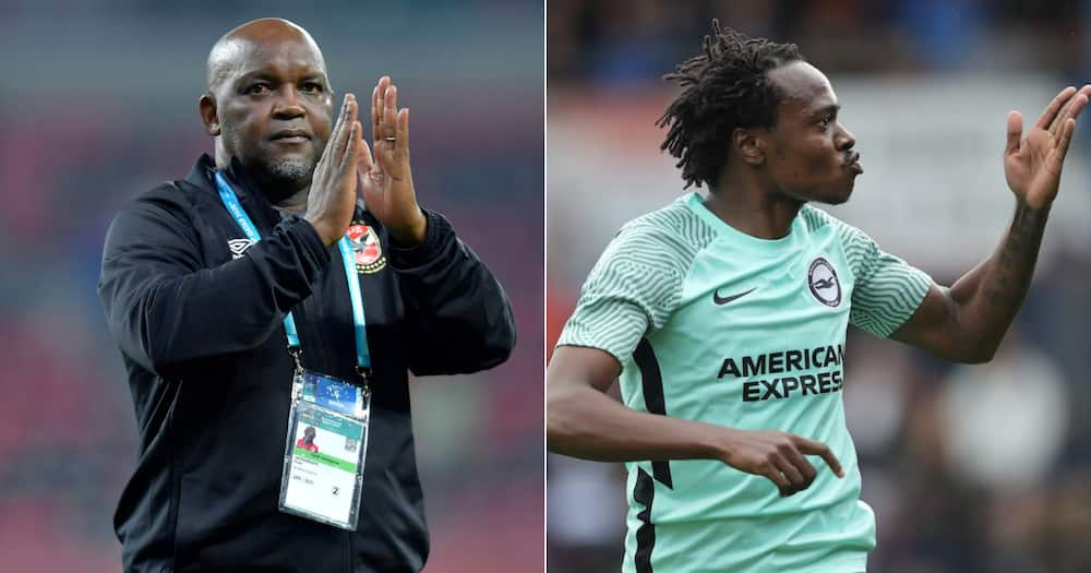 Pitso Mosimane, Percy Tau, Al Ahly, contract talks, future, playing time, African football, Egypt