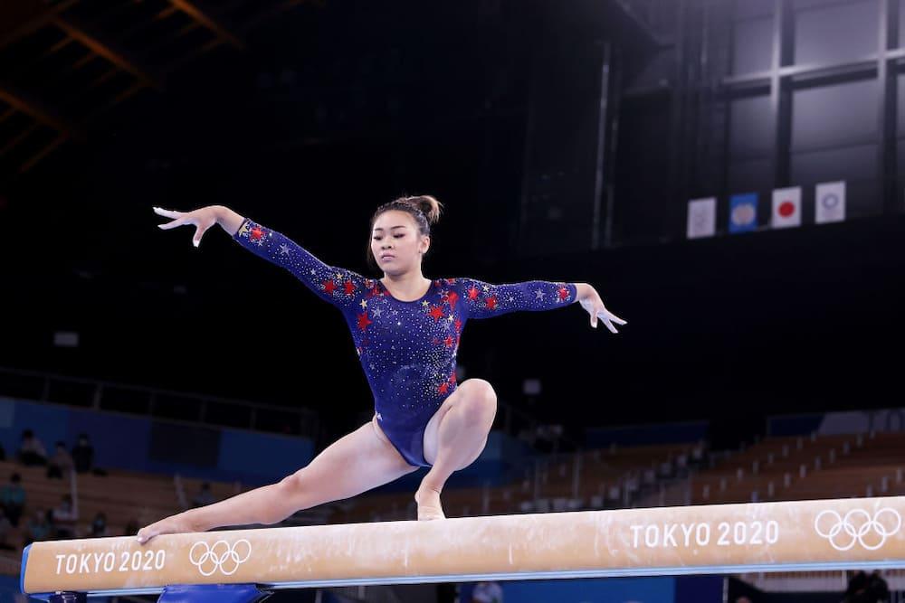 Sunisa Lee Tokyo Olympics