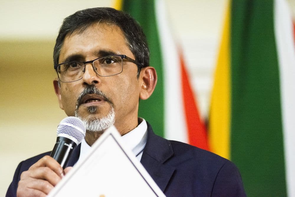 Ebrahim Patel education