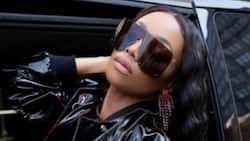 Bonang Matheba does it again, scores official drank of Miss SA despite living her best life in New York