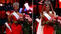 Miss SA 2021: Lalela Mswane crowned winner is stunning final ceremony