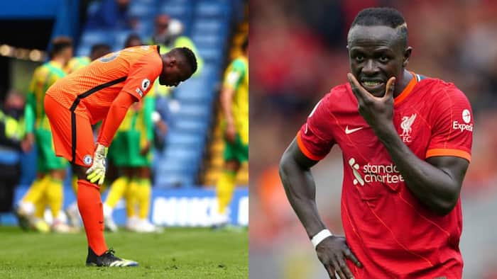 Sadio Mane names Chelsea star who should have been included in Ballon d'Or shortlist