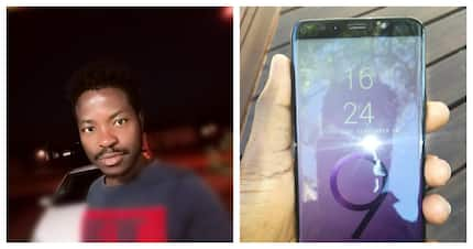 Good Samaritan finds lost phone, calls on SA to help find owner