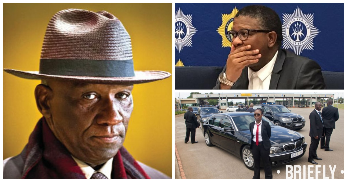 Cele dumps Mbalula: Mbaks' VIP protection has been officially revoked