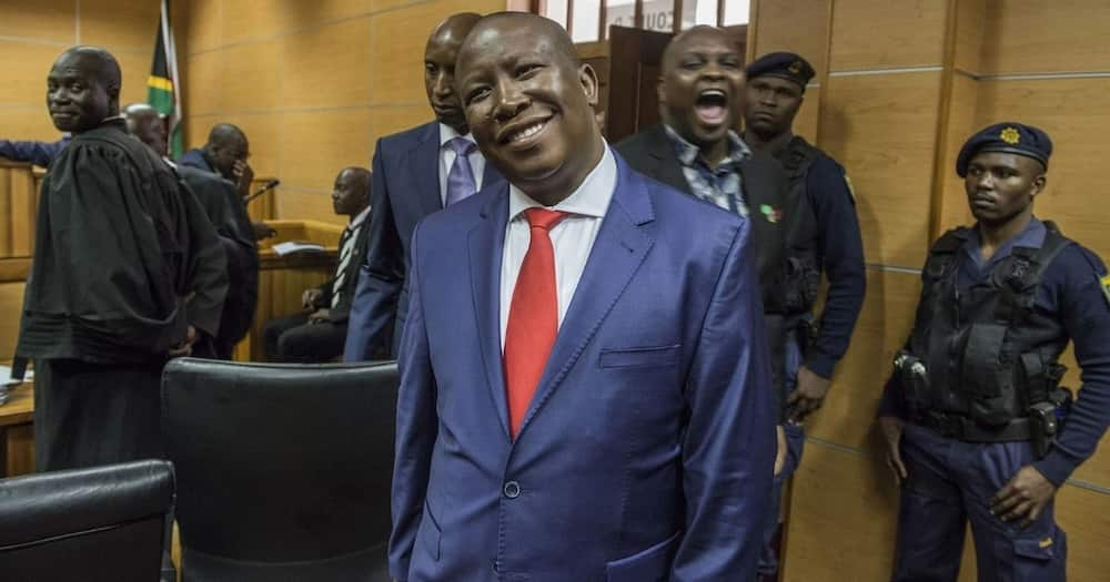 Haibo: Julius Malema Threatens to Kill Pan African Member After Argument