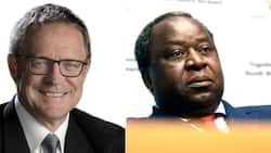 """""""Mboweni was more interested in cooking than in the Ministery"""", says Dawie Roodt"""