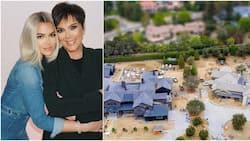 Khloe Kardashian and Kris Jenner building mega mansions side by side
