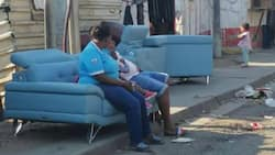 Haibo: R68k blue couch looted in Durban recovered just metres from storefront