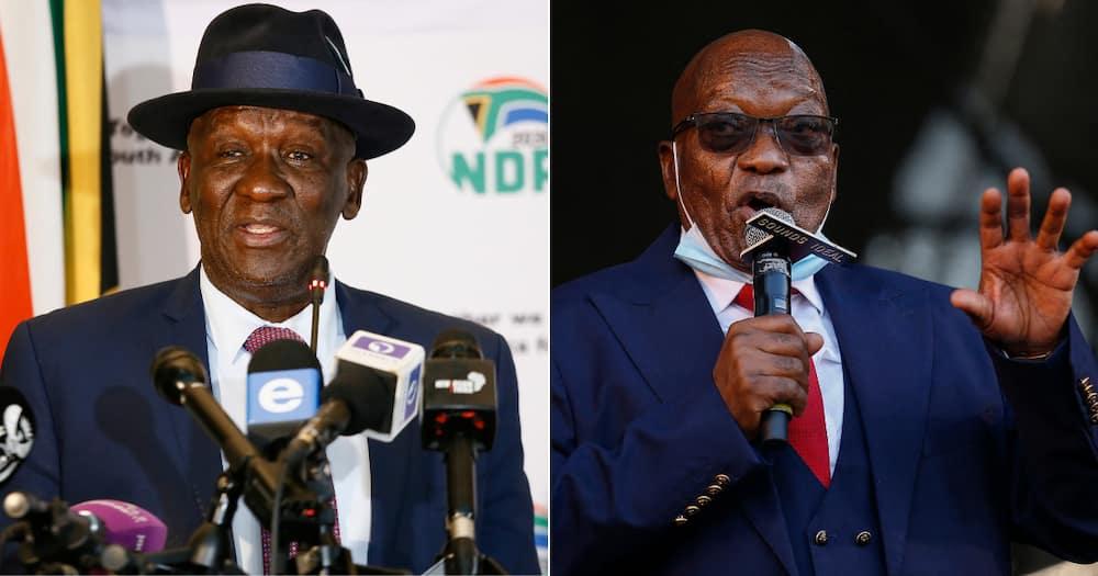 Police Minister Bheki Cele, KZN, Nkandla, Jacob Zuma
