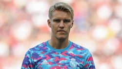 Arsenal closing in on permanent signing of Real Madrid midfielder Martin Odegaard