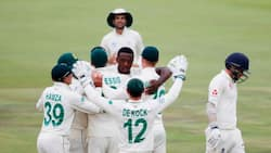 Proteas beat England in first test match by massive 107 runs