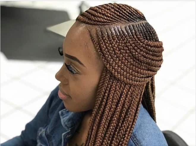 30+ Best African Braids Hairstyles With Pictures You Should Try In ...