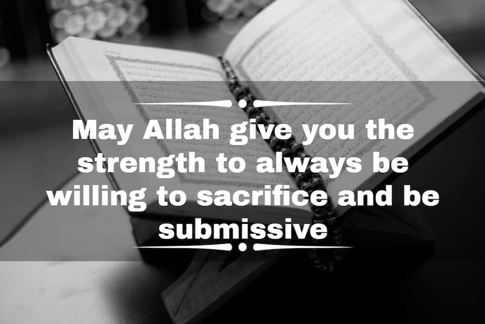 Eid ul Adha greetings in Arabaic