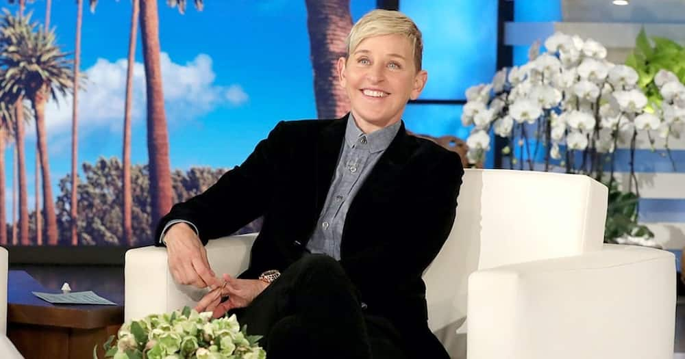 Katey Perry and Kevin Hart stand up for their friend Ellen DeGeneres