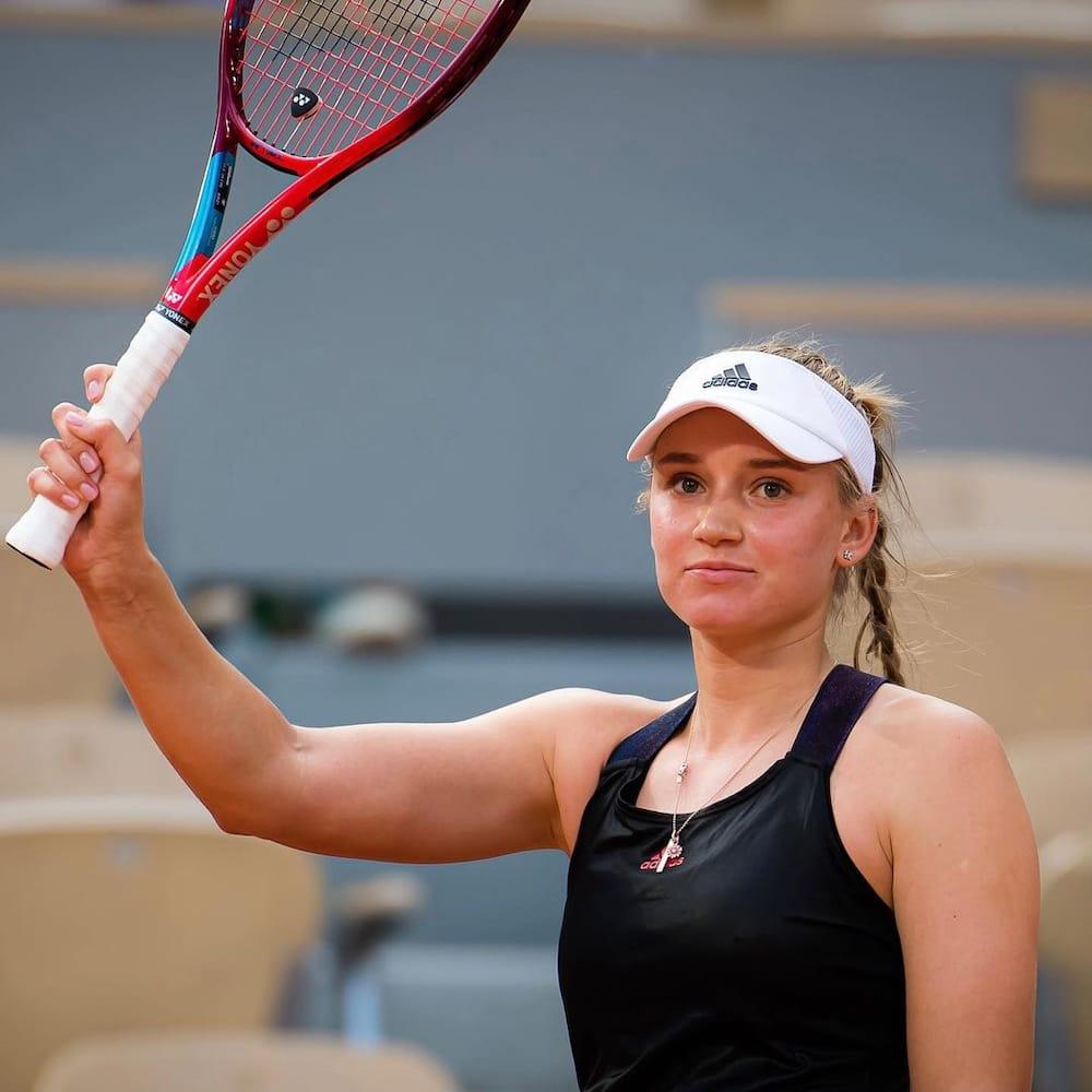 Where is Elena Rybakina from?