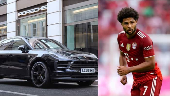 Former Arsenal star buys R2.4m Porsche to add to his collection of supercars