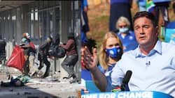 DA to lay charges of treason against those who instigated the unrest in KZN and Gauteng