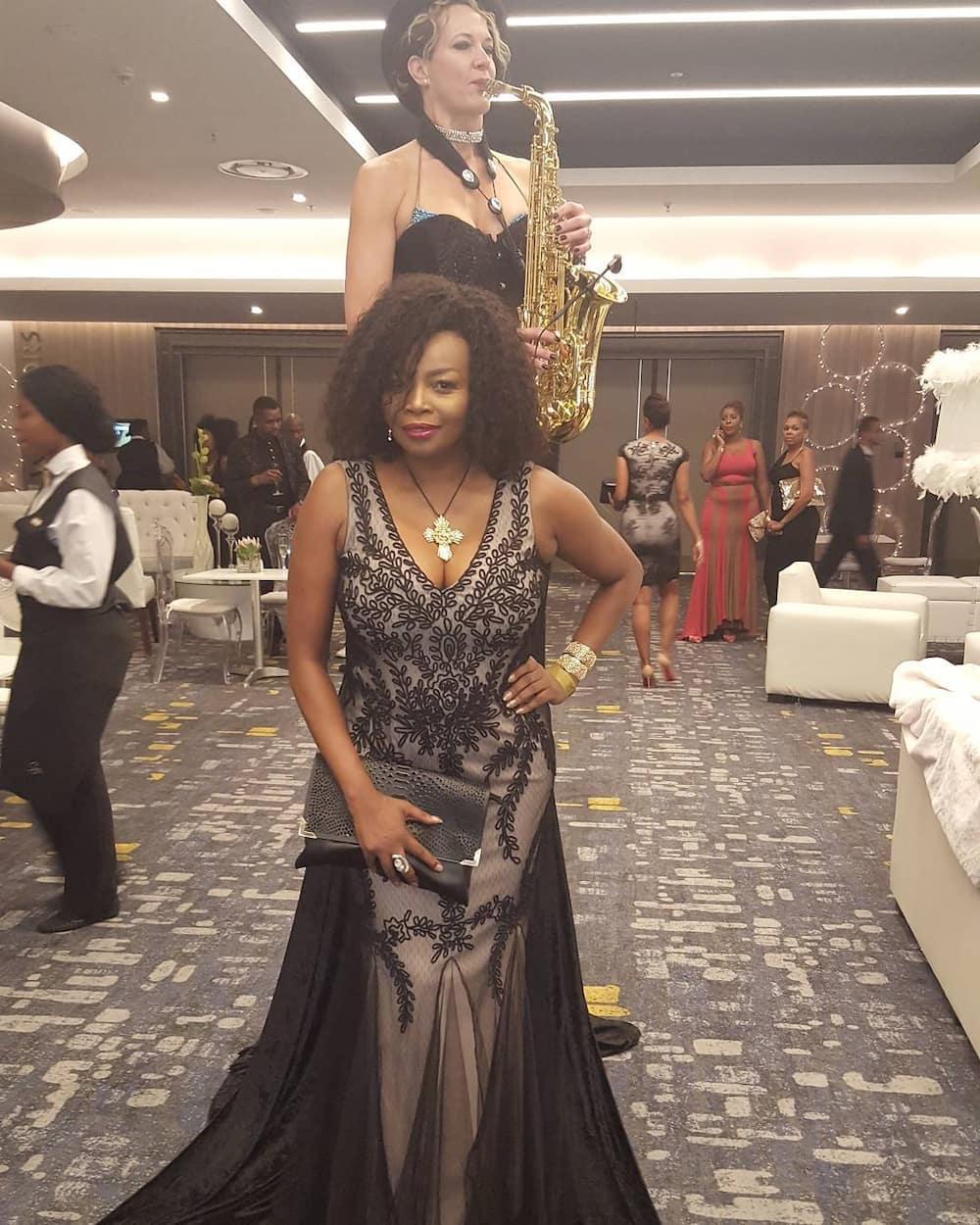 Nambitha Mpumlwana awards