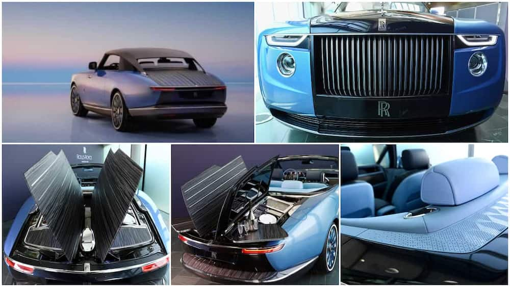 5 things to know about the new Royce Royce's Boat Tail which sells for N11.4bn