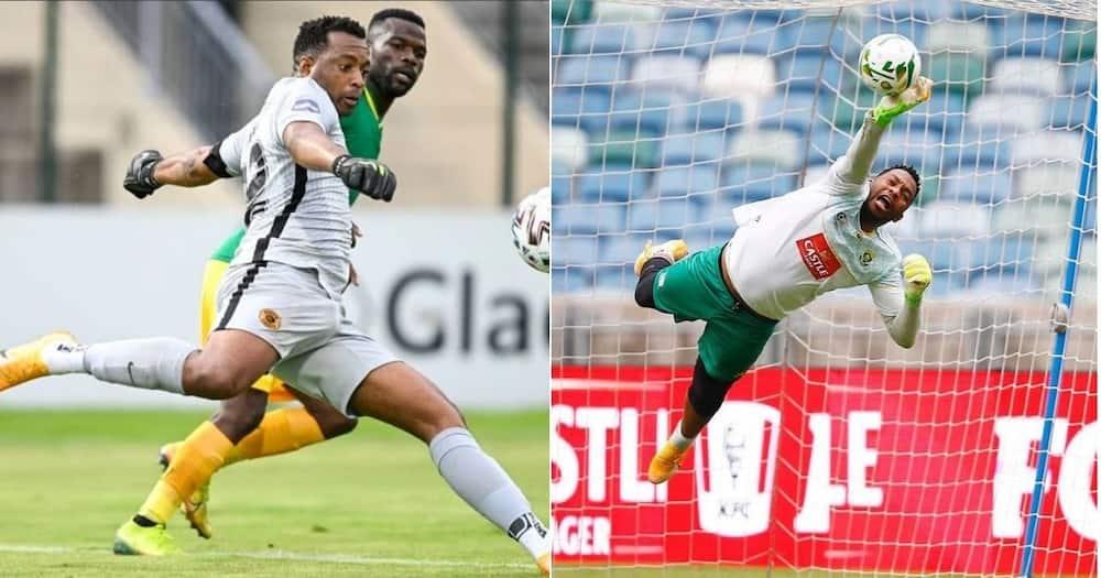 Kaizer Chiefs fans have taken to social media to call for goalkeeper Itumeleng Khune's return. Image: @ItuKhune32/Instagram