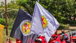 Numsa: Thousands of members march in response to only 4% salary increase