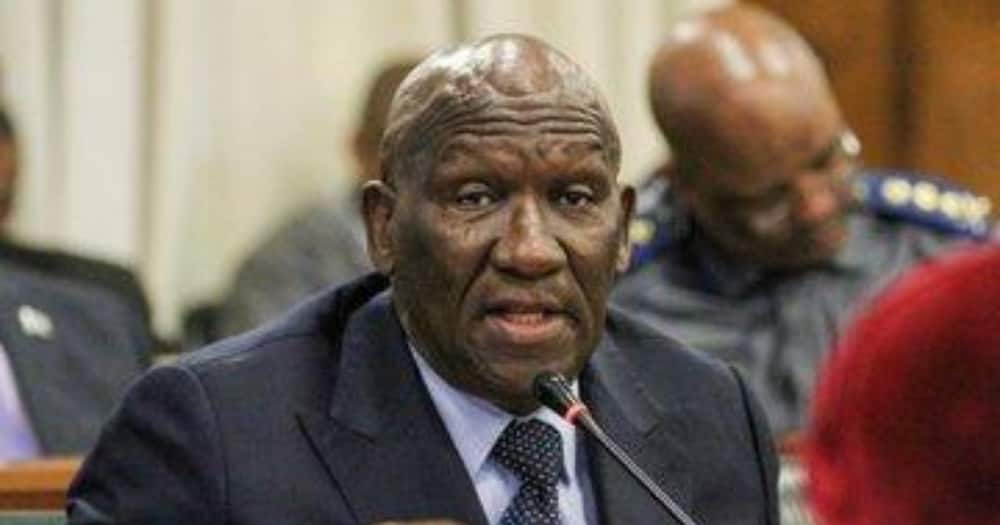 Bheki Cele reveals that alcohol was involved in 8.4% of violent crimes
