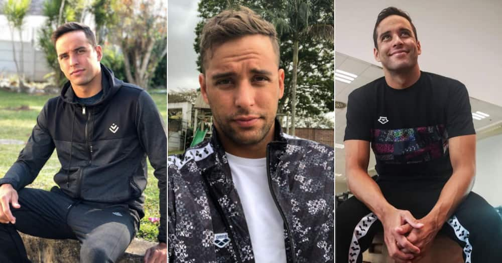 Chad Le Clos trends as social media remembers his iconic Olympic win