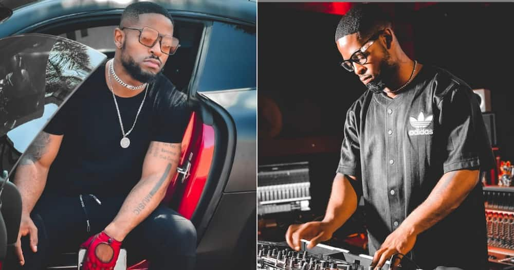 Prince Kaybee, Universal Music, Contract, Twitter, Rant