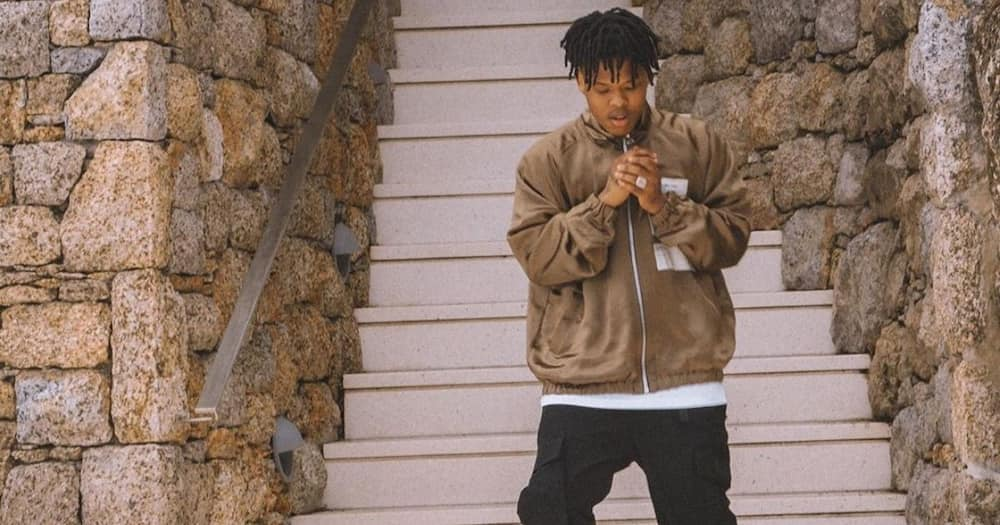 """Nasty C responds to claims his girlfriend is a """"nasty"""" gold digger"""