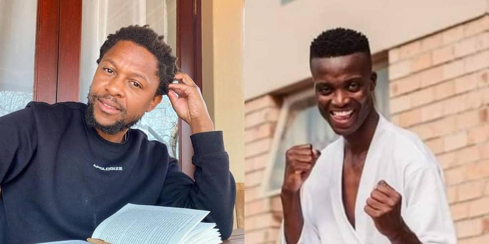 Mbuyiseni Ndlozi's Response to King Monada's Workout Clip Cracks SA Up
